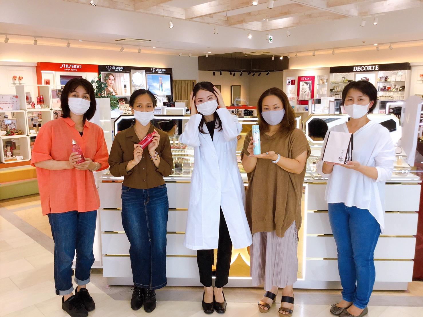 【aska一宮店限定イベント】〜ママのための美容研究所〜にて
