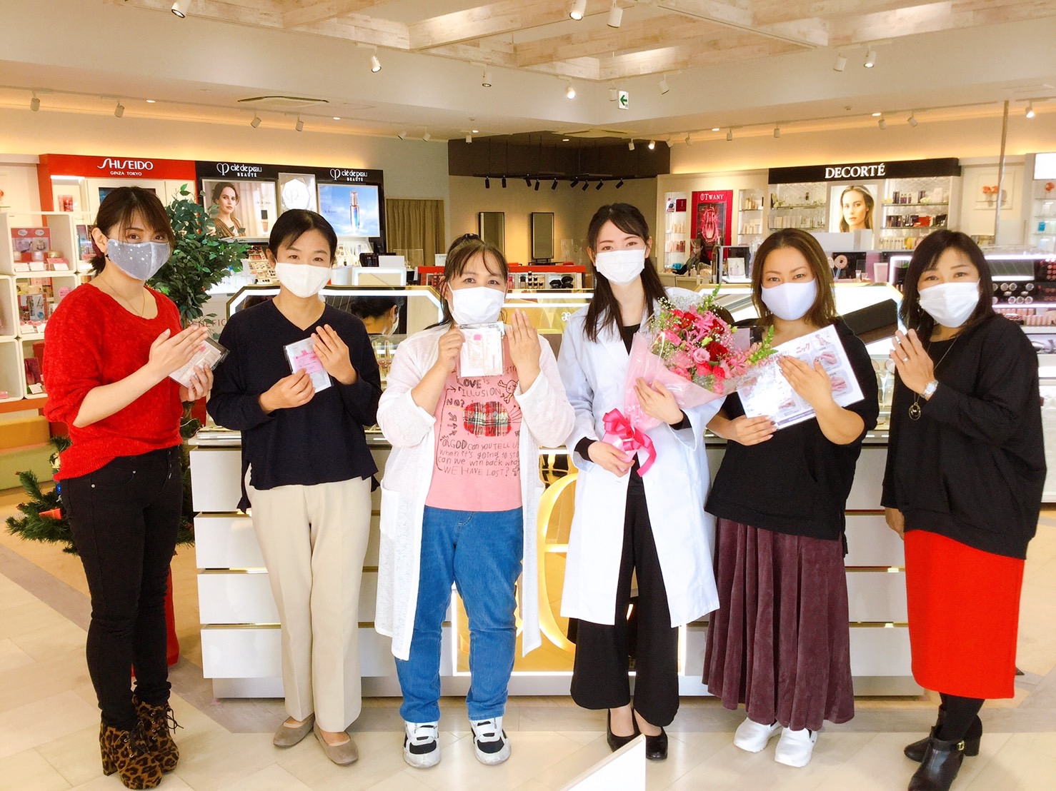 【aska一宮店限定イベント〜ママのための美容研究所〜】